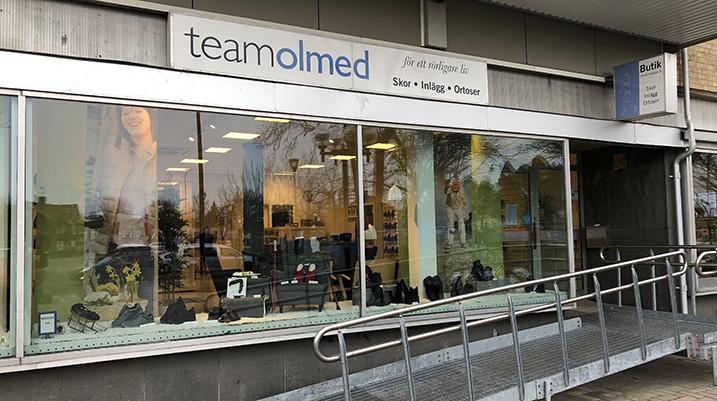 teamolmed butik linköping