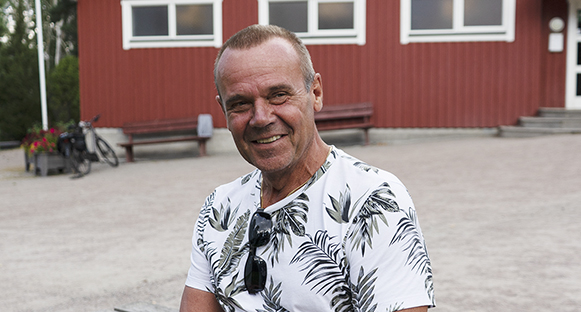 Sverker Granberg.