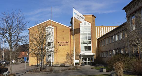 Hammarö kommunhuset