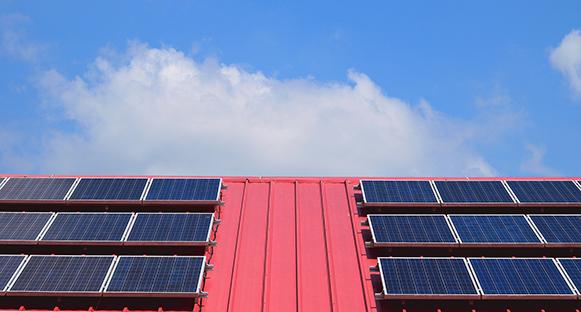 Solenergi ligger i tiden.