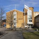 Kommunhuset på Skoghall.